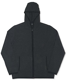 Alfani Men's Hooded Cotton Sweater, Created for Macy's