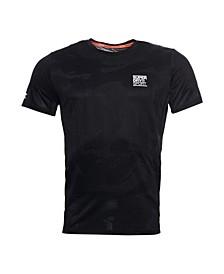 Training Breathable Camo Men's T-shirt