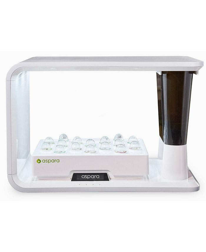 Aspara - GS1003-W 16 Hole Removable Reservoir Hydroponic Grower