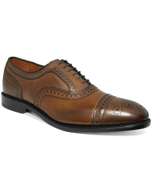 Allen Edmonds Strand Cap-Toe Shoes