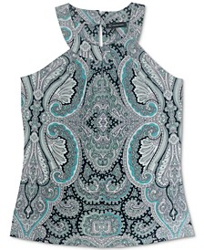 INC Twisted Keyhole Top, Created for Macy's
