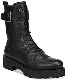 Women's Junip Lug Sole Combat Boots