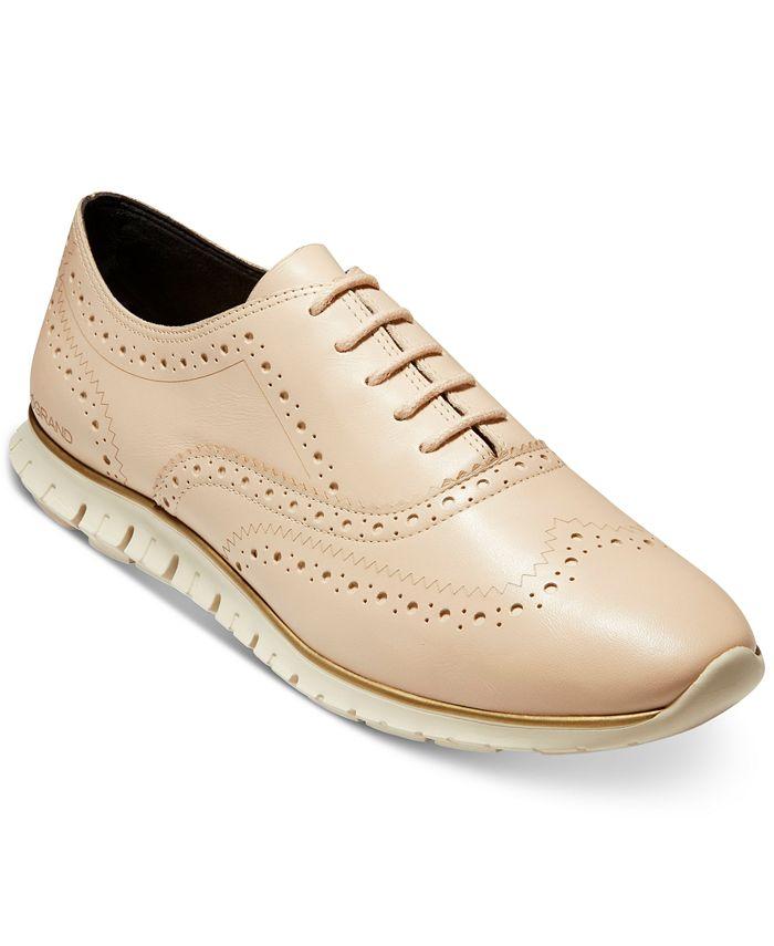 Cole Haan - Women's ZeroGrand Wing Oxford II Sneakers
