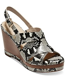 Women's Laci Platform Wedge Sandals