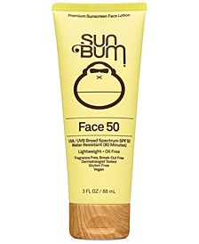 Face Lotion SPF 50, 3-oz.
