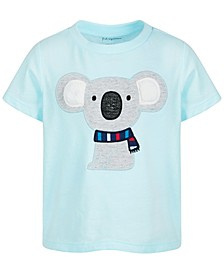 Baby Boys Koala Cotton T-Shirt, Created for Macy's