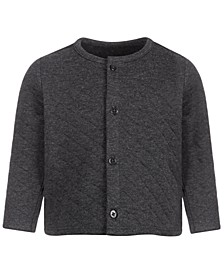 Baby Boys & Girls Quilted Cardigan, Created for Macy's