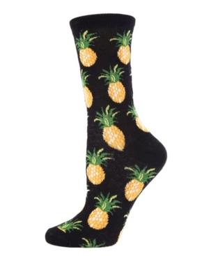 Pineapples Women's Novelty Socks