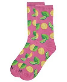 When Life Gives You Lemons Women's Novelty Socks