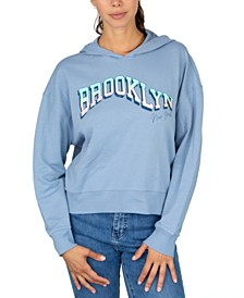 Juniors' Brooklyn Hooded Sweatshirt