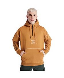 Mens Workwear Pull-Over Hoodie Sweatshirt
