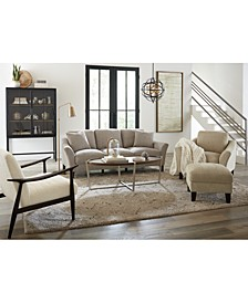 Lylie Fabric Sofa Collection, Created for Macy's