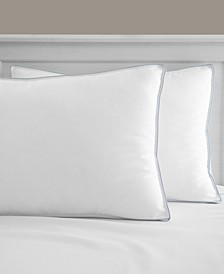 Cool Fusion Firm Density Standard Bed Pillow with Cooling Gel Beads, Created for Macy's