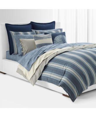 Gavin Stripe King Comforter Set