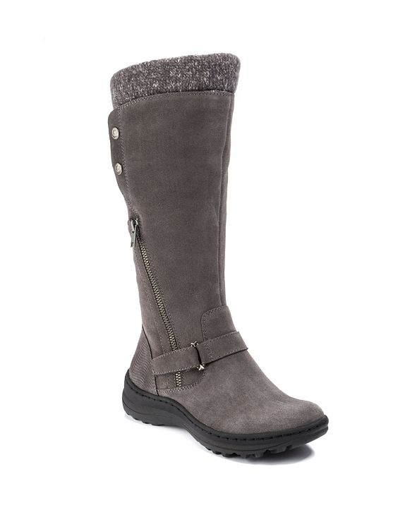 Baretraps Adele Water Resistant Tall Shaft Women's Boot