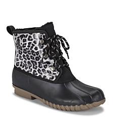Fernanda Water Resistant Women's Duck Boot