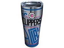 Los Angeles Clippers 30-oz. Paint Stainless Steel Tumbler