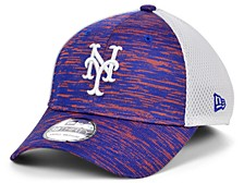 New York Mets English Knit Neo 39THIRTY Cap