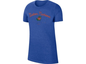Nike Florida Gators Women's Marled T-Shirt