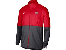 Ohio State Buckeyes Men's Woven Full Zip Jacket