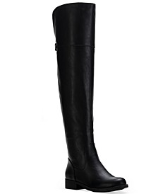 Allicce Wide-Calf Over-The-Knee Boots, Created for Macy's
