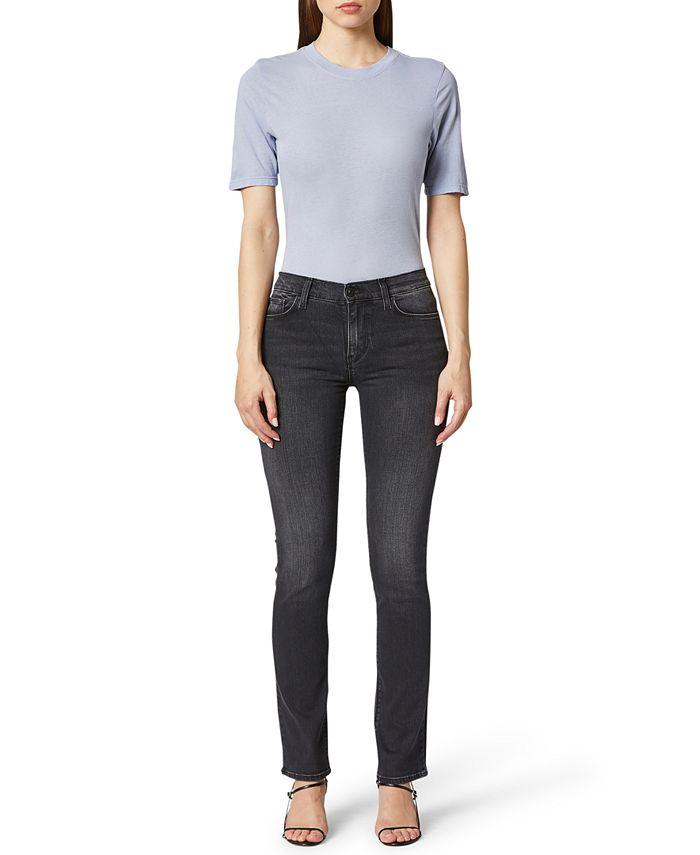 Hudson Jeans - Nico Straight-Leg Jeans