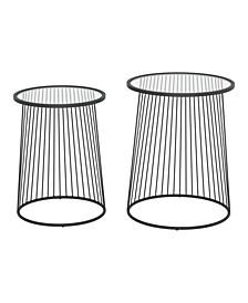 Shine Nesting Tables Set
