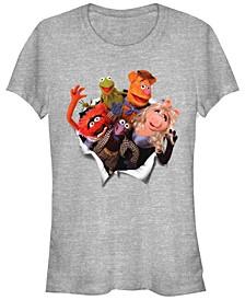 Women's Muppets Breakout Short Sleeve T-shirt