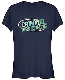Women's Artemis Fowl Criminal Mastermind Short Sleeve T-shirt