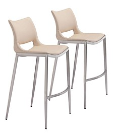 Ace Bar Chair, Set of 2