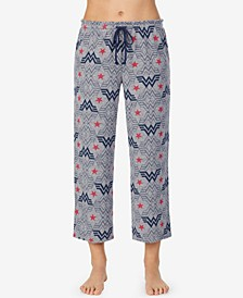 Wonder Woman Capri Pajama Pants