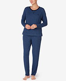 Lauren Ralph Lauren Stripe Pajama Set