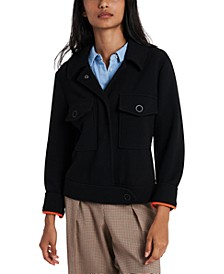 Ryder Textured Knit Jacket, Created for Macy's
