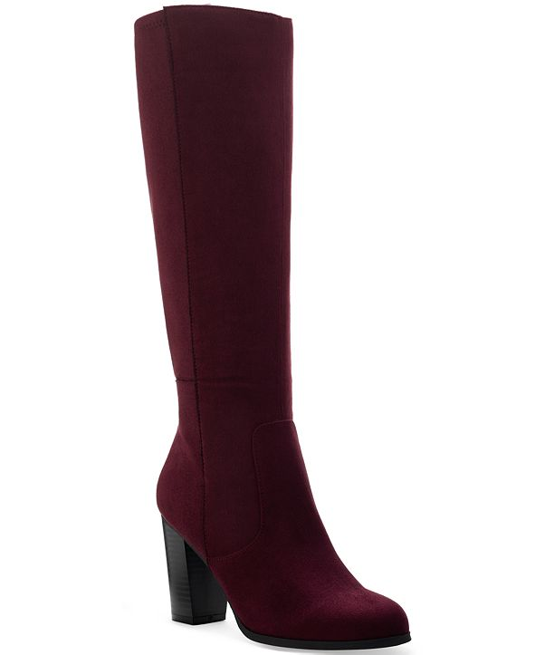 Style & Co Addyy Dress Boots, Created for Macy's