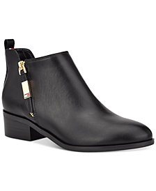 Tommy Hilfiger Wright Booties