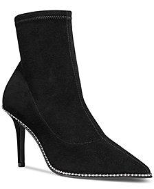 COACH Women's Whitny Beadchain Sock Booties