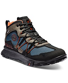 Men's Garrison Trail Mid-High Waterproof Hiking Sneakers