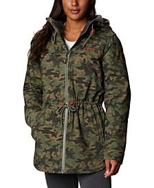 Chatfield Hill Plaid Fleece-Lined Utility Jacket
