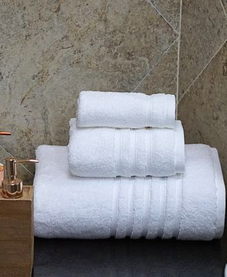Ultimate Micro Cotton® 20th Anniversary 3-Pc. Bath Towel Set, Created for Macy's