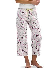 Backyard Capri Pajama Pants