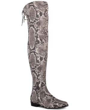 Humor Over-The-Knee Boots