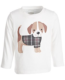 Baby Boys Sweater Beagle Tee, Created for Macy's