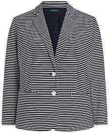 Plus Size Tailored Blazer