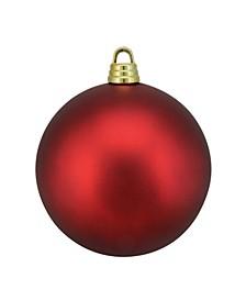 Shatterproof Matte Christmas Ball Ornament