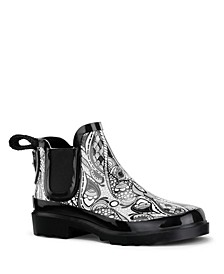 Women's Rhyme Ankle Rainboot
