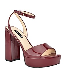 Women's Zenna Platform Dress Sandals
