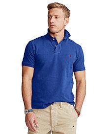 Polo Ralph Lauren Men's Custom Slim-Fit Mesh Polo