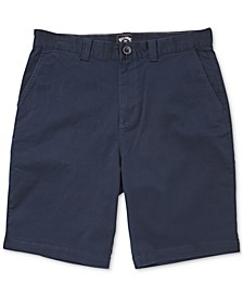 Men's Carter Core-Fit Stretch Twill Shorts