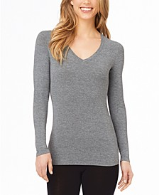 Softwear Long-Sleeve V-Neck Top