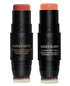 2-Pc. Pretty Nude Skin Nudies Set